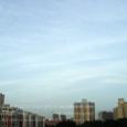 西安,立夏後的地震雲